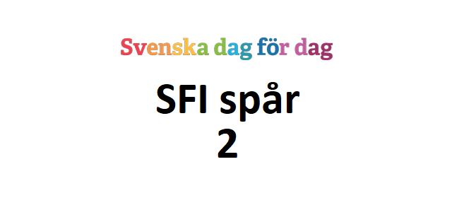 SFI spår 2